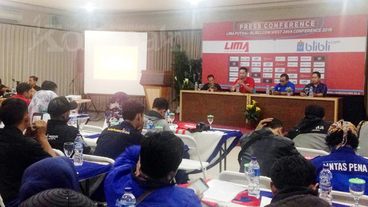 Koropak.co.id - Dua Hari Lagi, LIMA Futsal Digelar (3)