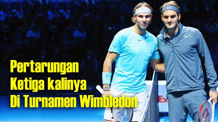 Koropak.co.id - Duel Klasik Federer Vs Nadal Kembali Terjadi di Wimbledon (1)