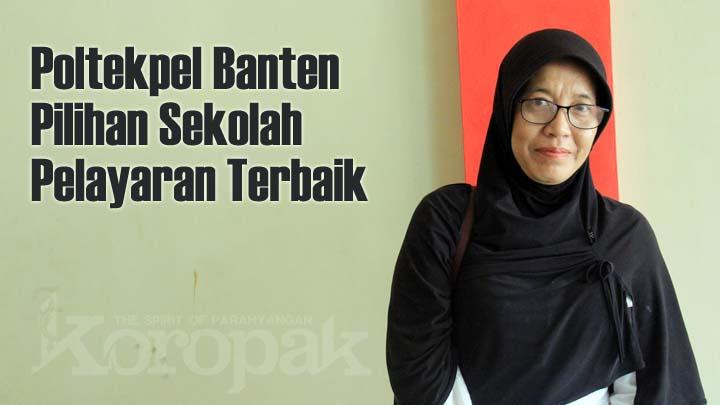 koropak.co.id - Dukungan Penuh Orangtua, Calon Taruna Poltekpel Banten Kejar Cita-Cita (2)