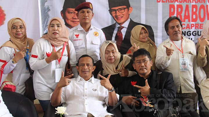 Koropak.co.id - Dukungan Penuh Warga Bandung Bagi Prabowo-Sandi (2)