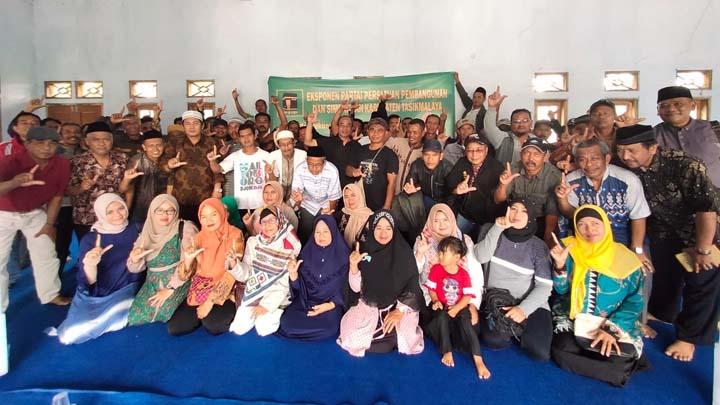Koropak.co.id - Eksponen PPP Kabupaten Tasikmalaya Bidik Dapil 2 Dan 3 (2)