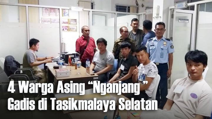 Koropak.co.id - Empat Orang Warga Cina Terciduk di Tasikmalaya (3)