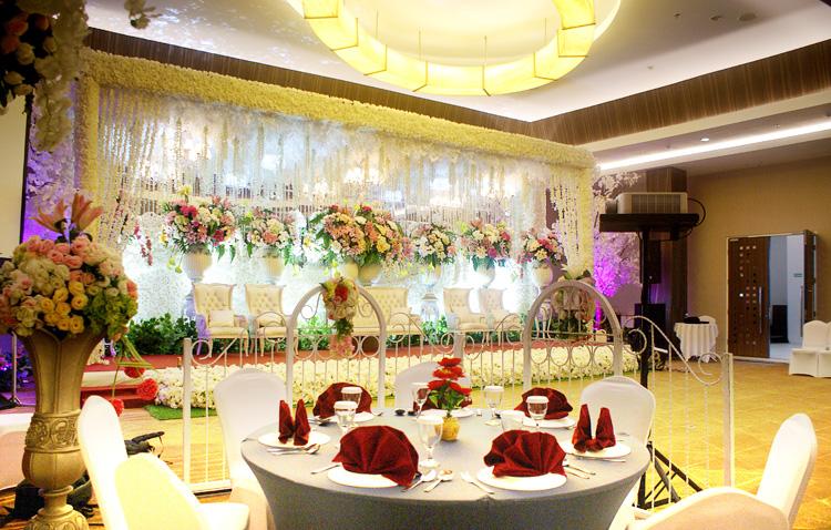 Pesta Pernikahan di Favehotel Cimanuk Garut