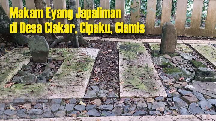 Koropak.co.id - Fenomena Aneh di Makam Eyang Japaliman Ciakar, Ciamis (2)