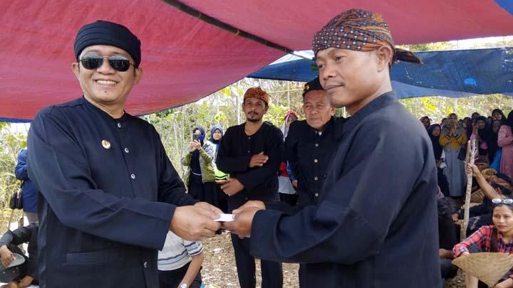 koropak.co.id - Festival Kolecer Dan Deklarasi Situs Budaya Cirangkong
