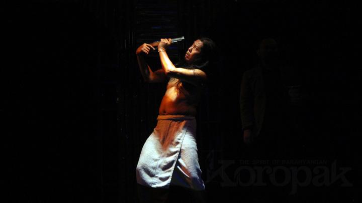 Koropak.co.id - Festival Putu Wijaya Gugah Decak Kagum Seniman (2)