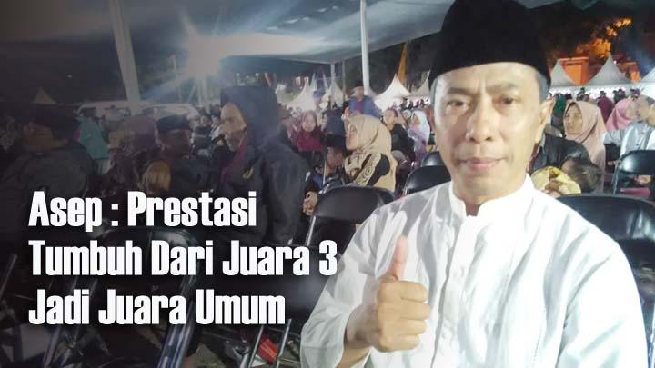 Koropak.co.id - Final MTQ Kabupaten Garut, Kontingen Leles Jadi Juara Umum (2)