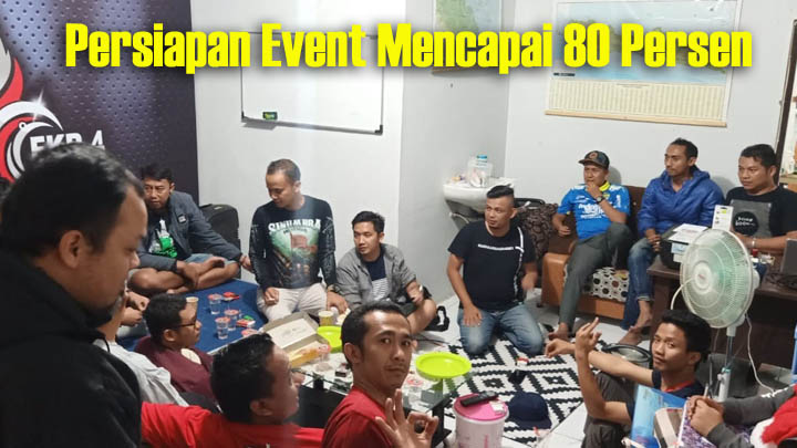 Koropak.co.id - FKR-4 Siap Sukseskan Kopdar Gabungan di HUT Polantas di Tasikmalaya (2)