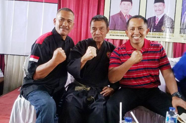 Kejuaraan Karate Sirkuit 1 Jawa Barat