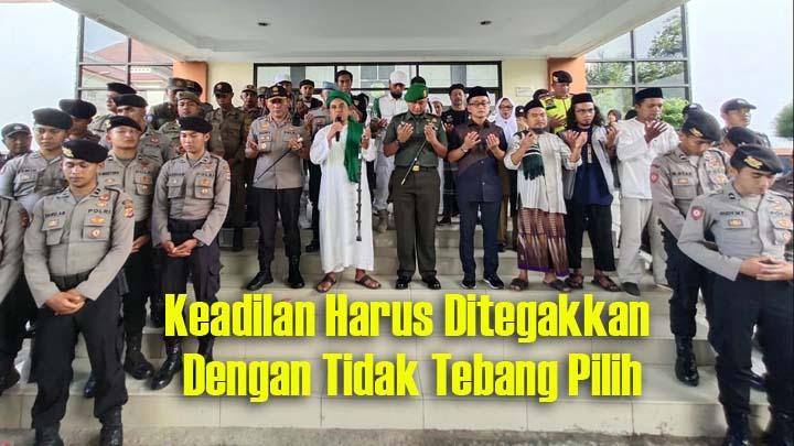 Koropak.co.id - FPI Hukum Diminta Tidak Tajam Ke Bawah Tumpul Ke Atas (3)