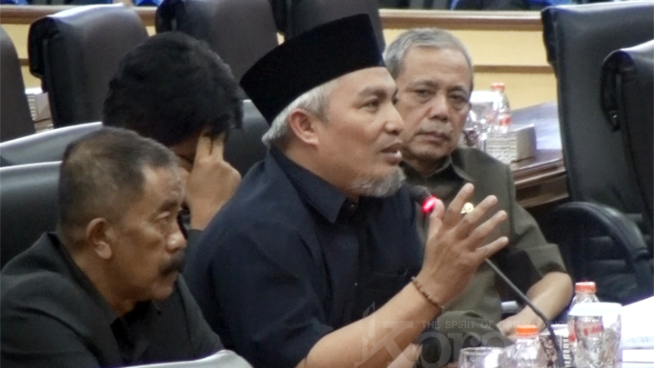 Koropak.co.id - Fraksi KBB Dukung Raperda Ketahanan Keluarga (2)