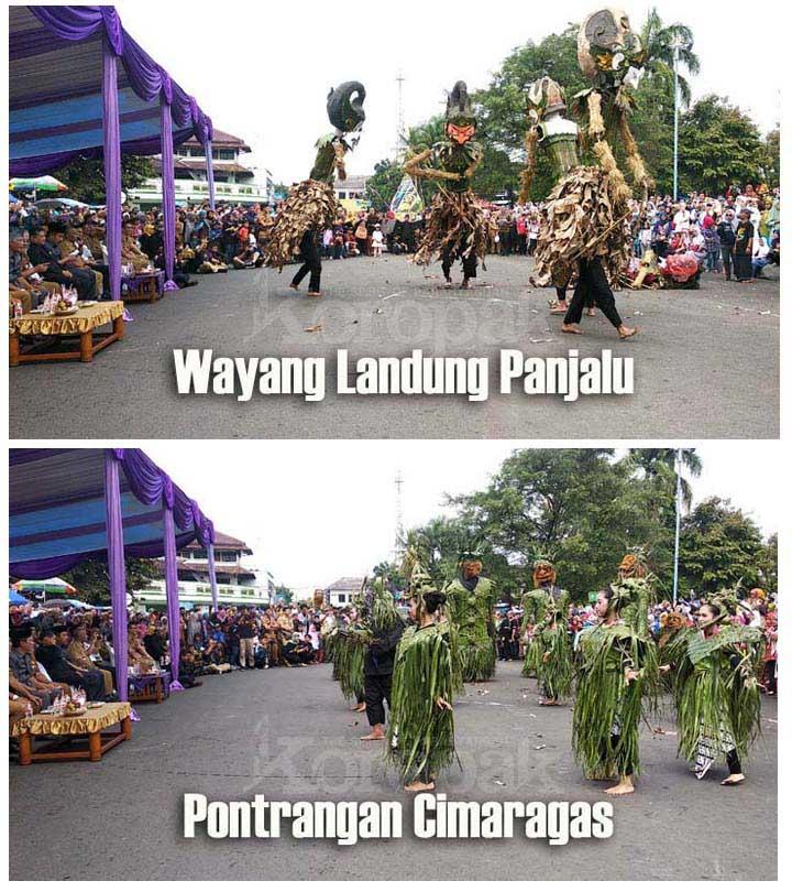 Koropak.co.id - Galuh Ethnic Carnival, Panorama Budaya Potensial Asal Ciamis (2)