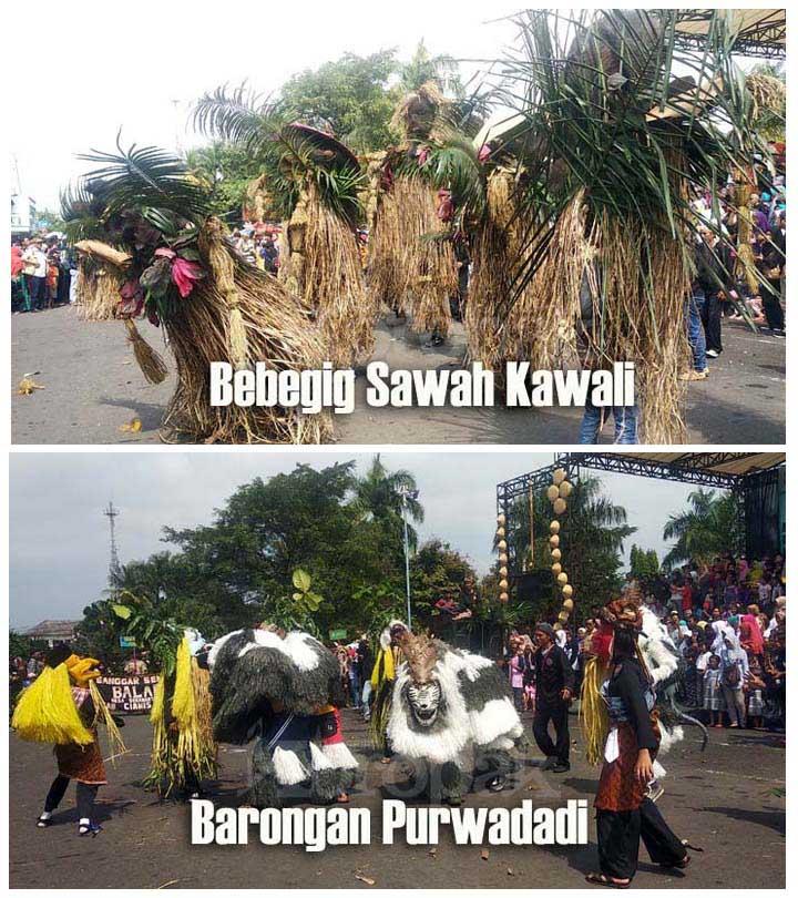 Koropak.co.id - Galuh Ethnic Carnival, Panorama Budaya Potensial Asal Ciamis (4)