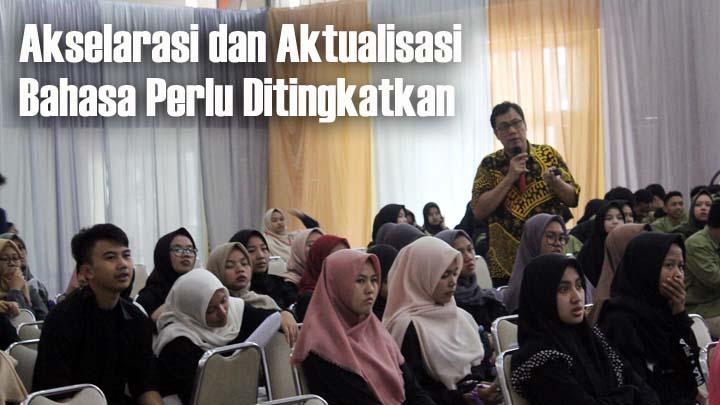 Koropak.co.id - Gebyar Bulan Bahasa Unsil Persiapkan Milenial Hadapi Era 4 (1)