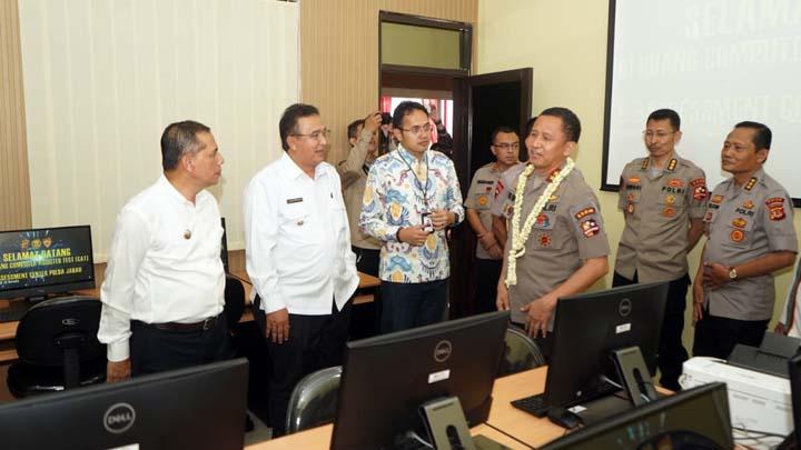 Koropak.co.id - Gedung Assesment Center Polda Jabar Telah Resmi Beroperasi (2)