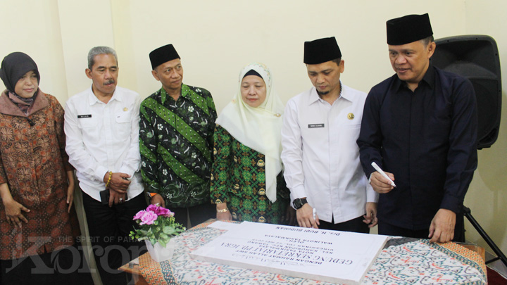 Koropak.co.id - Gedung Sekretariat PD IGRA Kota Tasikmalaya Diresmikan (3)