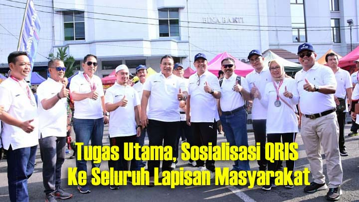 Koropak.co.id - Gerakan Non Tunai, Bank Indonesia Ajak Masyarakat Gunakan QRIS (2)