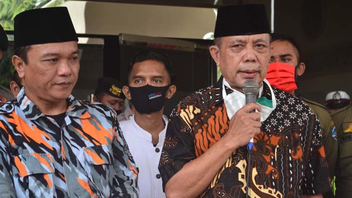 Koropak.co.id - GMBI Tuntut DPR Ri Cabut RUU HIP Dari Prolegnas 2020
