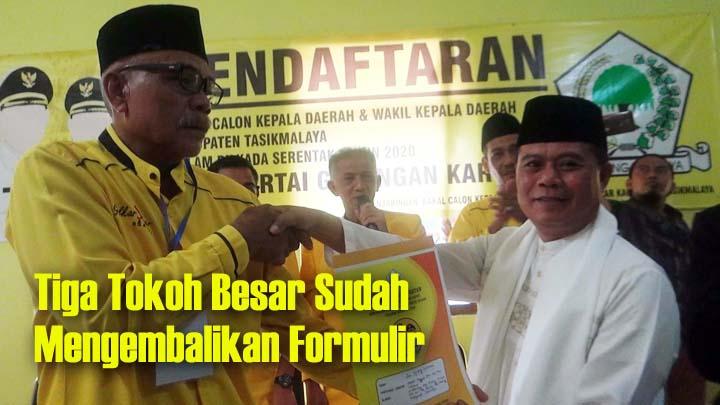 Koropak.co.id - Golkar Kebanjiran Pendaftar Balon Bupati dan Wakil Bupati Tasikmalaya (2)