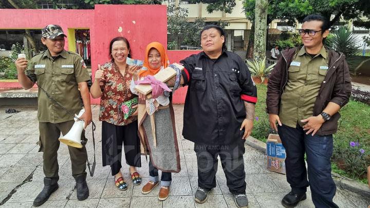 Koropak.co.id - Gretac Sosialisasikan Penanganan Gigitan Ular (2)