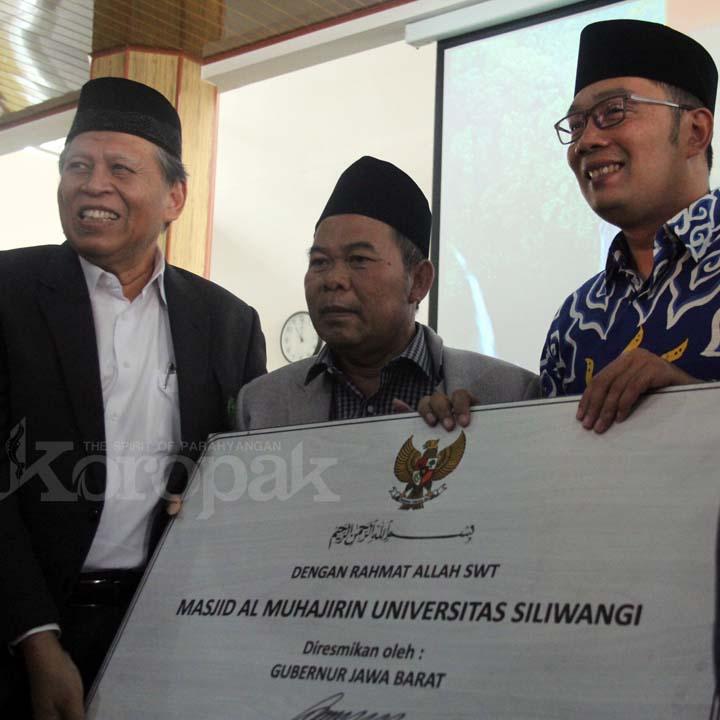 Koropak.co.id - Gubernur Jabar Ingatkan Unsil Konsisten Cetak Lulusan Kompeten (1)