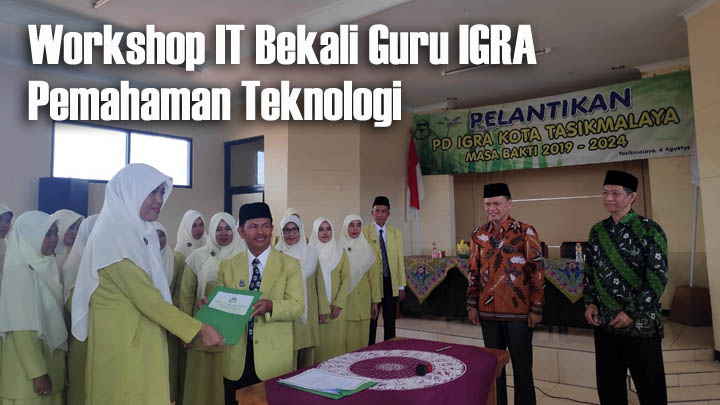 Koropak.co.id - Guru IGRA Harus Berinovasi Memanfaatkan Perkembangan Teknologi (1)