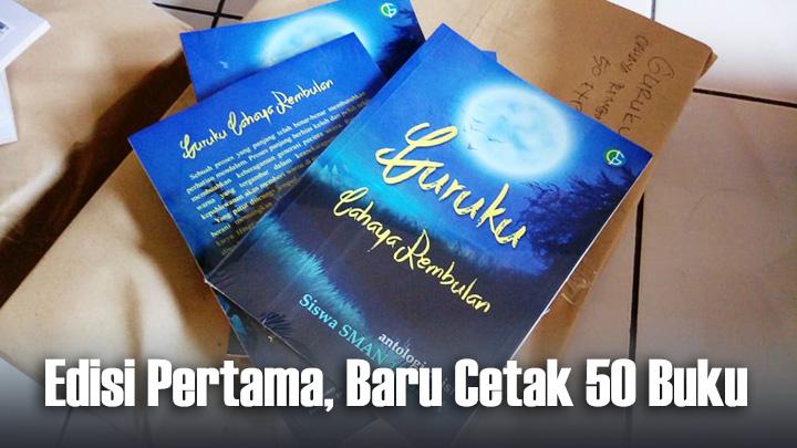 Koropak.co.id - Guruku Cahaya Rembulan Diabadikan Dalam Buku (2)