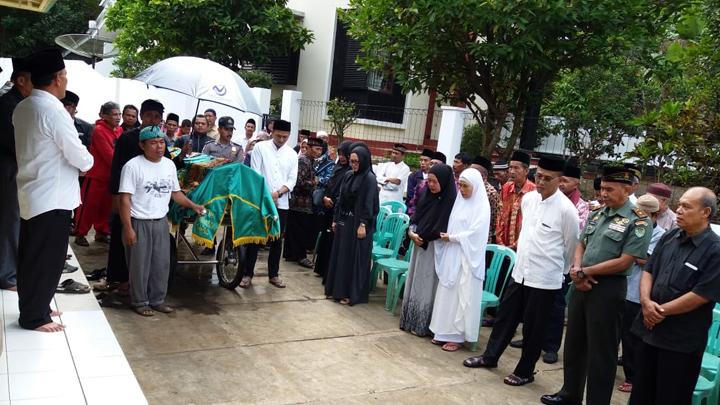 In Memoriam, H. Daday Hendarman Praja