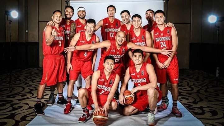 Koropak.co.id - Hadapi Elang Cup 2019, Inilah Persiapan Timnas Basket Indonesia (2)