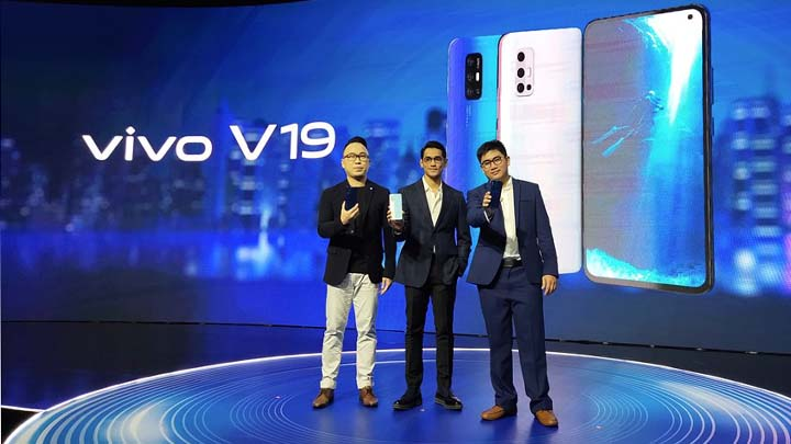 Koropak.co.id - Hadir di Indonesia, Vivo V19 Dilengkapi Fitur Ultra O Screen (2)