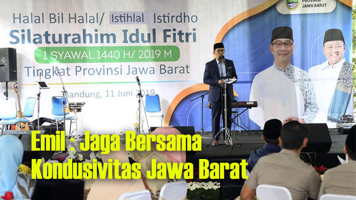 Koropak.co.id - Halal Bihalal, Momentum Perkuat Ukhuwah Islamiyah (2)