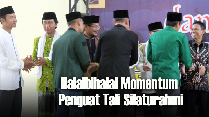 Koropak.co.id - Halalbihalal, Kreasi Budaya Sejak Bung Karno (2)