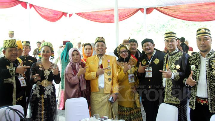 Koropak.co.id - Harapan Besar Para Raja Untuk Kemenangan Prabowo-Sandi (3)