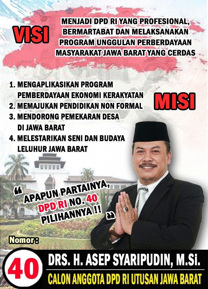 Koropak.co.id - Harapan Solidaritas dan Soliditas Asep Asep