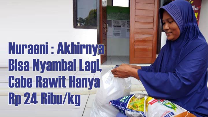 Koropak.co.id - Harga Sembako Anjlok, Warga Serbu Kejari Tasikmalaya (3)