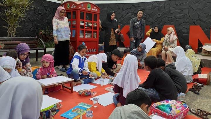 Koropak.co.id - Hari Anak Nasional, Pacu Spirit Anak Agar Rajin Membaca