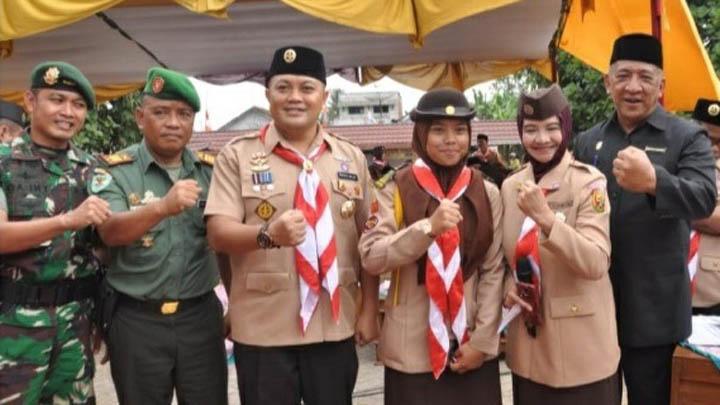 Koropak.co.id - Hari Pramuka Nasional, Spirit Bersama Bangun Keutuhan NKRI