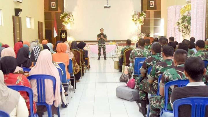 Koropak.co.id - Haru! Di Akhir Masa Jabatan, Danlanud Wiriadinata Pamitan (2)