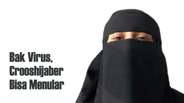 Koropak.co.id - Heboh Fenomena Crosshijaber, Lelaki Berhijab Bikin Wanita Resah (1)