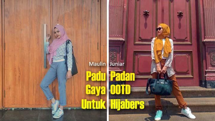Koropak.co.id - Hijabers!! Jangan Takut Tampil Modis Setiap Hari Pakai Hijab