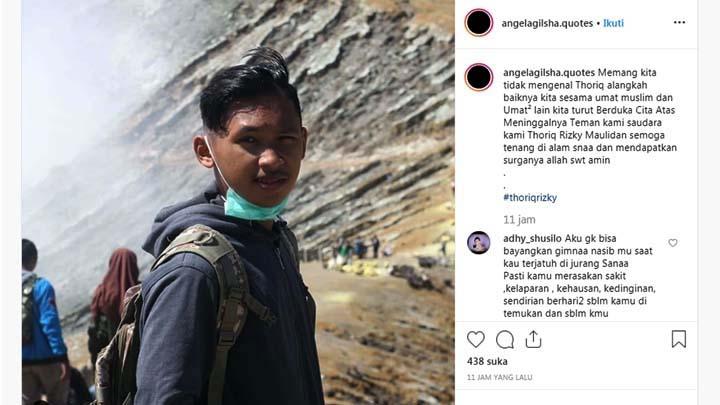 Koropak.co.id - Hilang 12 Hari, Thoriq Ditemukan di Hari Ulang Tahunnya 3