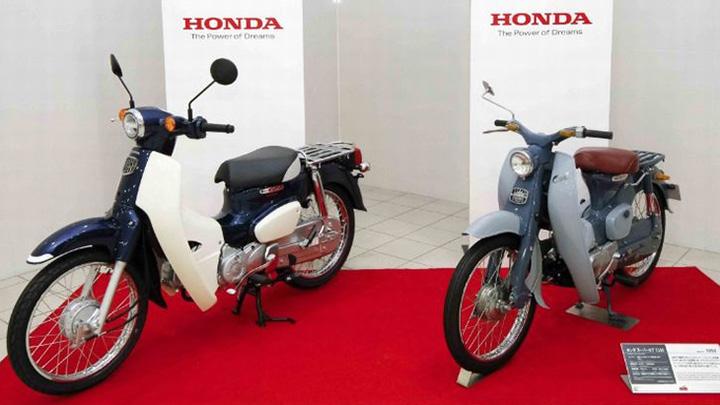 Koropak.co.id - Honda Obati Kerinduan Pecinta Super Cub