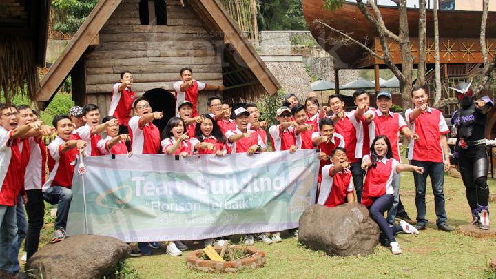 Koropak.co.id - Horison Tasikmalaya Safari Outbond di Karang Resik (2)