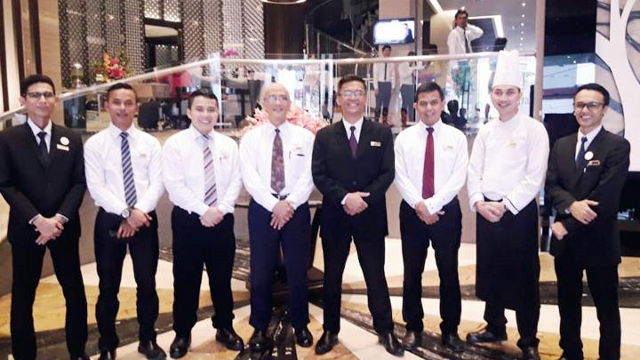 Koropak.co.id - Hotel Horison Tasikmalaya Sambut SBY (2)