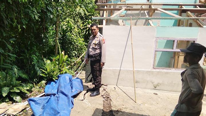 Koropak.co.id - Hujan Deras, Desa Karanglayung Dilanda Bencana (4)