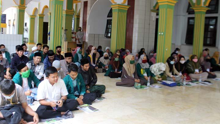 Koropak.co.id - IAILM Suryalaya Tasikmalaya Gelar Upgrading Pesantren Sarjana