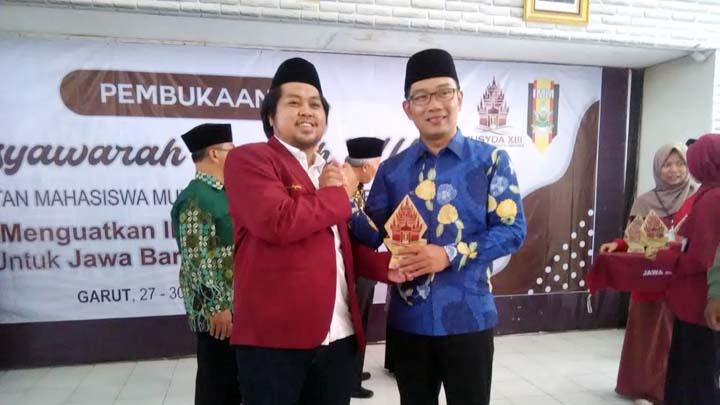 Koropak.co.id - Ikatan Mahasiswa Muhammadiyah Sampaikan 5 Tuntutan RUU Bermasalah