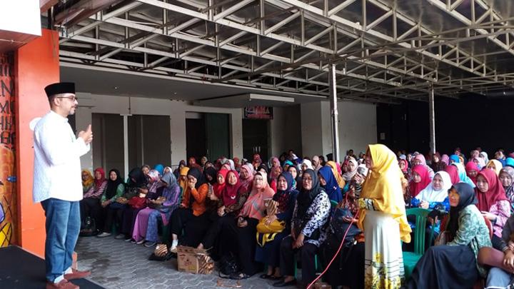 Koropak.co.id - Imran Servia Akan Perjuangkan Nasib Guru PAUD (2)