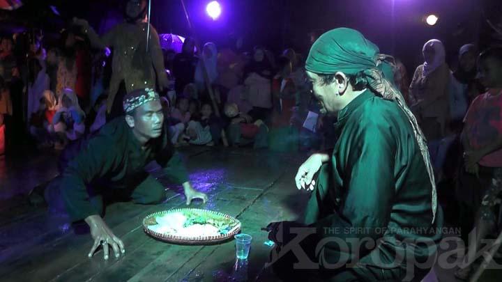 Koropak.co.id - Indah, Kebersamaan di Kampung Sudimara Dalam Balutan Kibar Budaya (2)