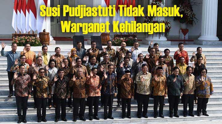 Koropak.co.id - Inilah Daftar Nama Menteri Kabinet Indonesia Maju Jilid 2 (1)